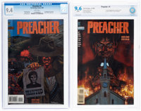 Preacher #1 and 2 Certified Group (DC, 1995).... (Total: 2 Comic Books)