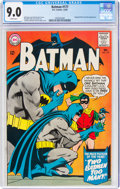 Silver Age (1956-1969):Superhero, Batman #177 (DC, 1965) CGC VF/NM 9.0 White pages....