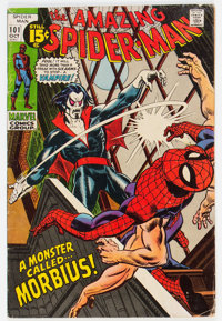 The Amazing Spider-Man #101 (Marvel, 1971) Condition: GD+