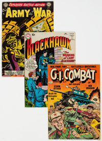 Golden and Silver Age War Comics Group of 26 (Various Publishers, 1950s-60s) Condition: Average VG/FN.... (Total: 26 Com...