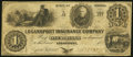 Obsoletes By State:Indiana, Logansport, IN- Logansport Insurance Company $1 Dec. 1, 1850 Fine.. ...