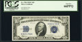 Small Size:Silver Certificates, Fr. 1704 $10 1934C Silver Certificate. PCGS Gem New 66PPQ.. ...
