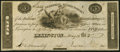 Obsoletes By State:Indiana, Lexington, IN- Indiana Manufacturing Company $5 May 15, 1815 Extremely Fine-About Uncirculated.. ...