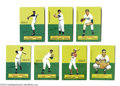 Baseball Cards:Lots, 1964 Topps Stand-Ups Lot of 7....