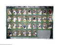 Baseball Cards:Other, 1993 Topps Finest Uncut Sheet....
