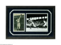 Autographs:Others, Hank Greenberg Signed Photograph....