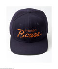 Autographs:Others, Mickey Mantle Signed Chicago Bears Hat....