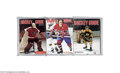 Hockey Collectibles:Publications, 1970's-80's N.H.L. Hockey Publications Collection (17)....