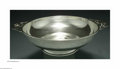 Silver Holloware, American:Bowls, AN AMERICAN SILVER DANISH MODERN STYLE BOWL