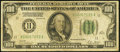 Fr. 2150-K $100 1928 Federal Reserve Note. Very Good-Fine