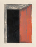Prints & Multiples, Laddie John Dill (b. 1943). Portal #2, 1977. Lithograph in colors on paper. 34-1/4 x 26 inches (87 x 66 cm) (sheet). VII...