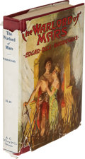 Books:Science Fiction & Fantasy, Edgar Rice Burroughs. The Warlord of Mars. Chicago: [1919]. First edition....