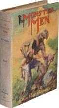 Books:Science Fiction & Fantasy, Edgar Rice Burroughs. The Monster Men. Chicago: A. C. McClurg & Co., 1929. First edition....
