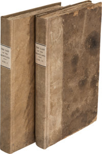 James Fenimore Cooper. The Last of the Mohicans. A Narrative of 1757. Philadelphia: ... (Total: 2)