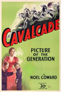 Movie Posters:Academy Award Winners, Cavalcade (20th Century Fox, R- Late 1930s). Fine/Very Fin...
