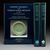 A Three Volume Set of Chinese Ceramics in the Topkapi Saray Museum, Istanbul: A Complete Catalogue<... (Total: 3)