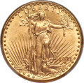 Saint-Gaudens Double Eagles, 1931 $20 MS66 PCGS....