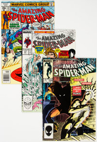 The Amazing Spider-Man Group of 25 (Marvel, 1976-92).... (Total: 25 Comic Books)