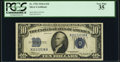 Small Size:Silver Certificates, Fr. 1702 $10 1934A Silver Certificate. PCGS Very Fine 35.. ...