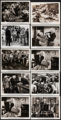 """False Colors & Other Lot (Masterpiece, R-1948). Very Fine-. Photos (32) (8"""" X 10""""). Western. ... (Total: 3..."""