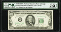 Small Size:Federal Reserve Notes, Fr. 2157-G $100 1950 Mule Federal Reserve Note. PMG About Uncirculated 55 EPQ.. ...