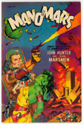 Golden Age (1938-1955):Science Fiction, Man O' Mars #1 (Fiction House, 1953) Condition: Apparent FN....