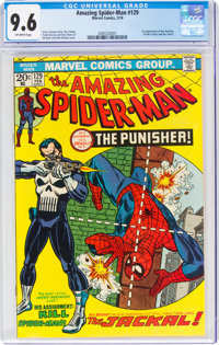 The Amazing Spider-Man #129 (Marvel, 1974) CGC NM+ 9.6 Off-white pages