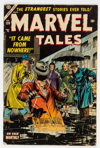 Marvel Tales #126 (Atlas, 1954) Condition: VG+