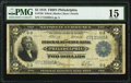 Fr. 756 $2 1918 Federal Reserve Bank Note PMG Choice Fine 15