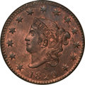 1820 1C Large Date, N-13, R.1, MS65 Red NGC....(PCGS# 36675)