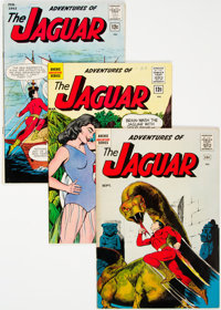 Adventures of the Jaguar #1-14 Near-Complete Series Group (Archie, 1961-63) Condition: Average FN/VF.... (Total: 14 Comi...