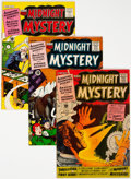 Silver Age (1956-1969):Horror, Midnight Mystery #1-7 Complete Series Group (ACG, 1961) Condition: Average FN/VF.... (Total: 7 Comic Books)