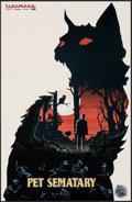 """Movie Posters:Horror, Pet Sematary & Other Lot (Paramount, 2019). Very Fine/Near Mint. Limited Edition Posters (3) (11"""" X 17"""" & 16"""" X 20"""")...."""