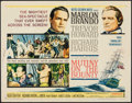 "Movie Posters:Adventure, Mutiny on the Bounty (MGM, 1962). Folded, Fine. Half Sheet (22"" X 28""). Reynold Brown Artwork. Adventure.. ..."