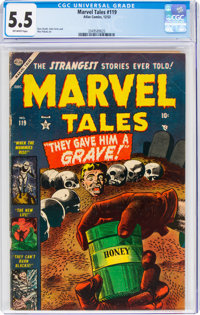 Marvel Tales #119 (Atlas, 1953) CGC FN- 5.5 Off-white pages