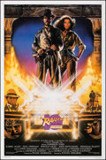 """Movie Posters:Adventure, Raiders of the Lost Ark (Paramount, R-1991). Rolled, Very Fine/Near Mint. 10th Anniversary One Sheet (27"""" X 41""""). SS,..."""