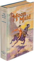 Books:Science Fiction & Fantasy, Edgar Rice Burroughs. The Moon Maid. Chicago: A. C. McClurg & Co., 1926. First edition....