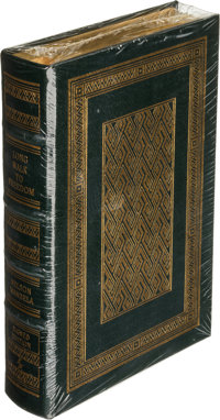 Nelson Mandela. Long Walk to Freedom. Norwalk, Connecticut: Easton Press, 2000. Collector's edition, signed by the