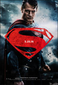 "Movie Posters:Action, Batman V Superman: Dawn of Justice & Other Lot (Warner Bros., 2016). Rolled, Very Fine-. One Sheets (3) (27"" X 40"" & ..."