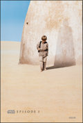 """Movie Posters:Science Fiction, Star Wars: Episode I - The Phantom Menace (20th Century Fox, 1999). Rolled, Very Fine/Near Mint. One Sheet (27"""" X 40""""..."""
