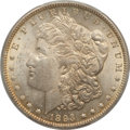 1893 $1 MS64 PCGS. PCGS Population: (1325/266). NGC Census: (653/84). CDN: $1,800 Whsle. Bid for NGC/PCGS MS64. Mintage...
