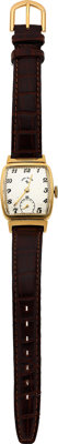 Elgin 14k Yellow Gold Vintage Lord Elgin