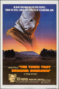 The Town That Dreaded Sundown & Other Lot (American International, 1977). Folded, Very Fine-. One Sheets (2) (27&quo...