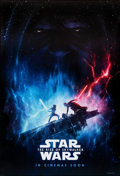 """Movie Posters:Science Fiction, Star Wars: The Rise of Skywalker (Walt Disney Studios, 2019). Rolled, Very Fine+. One Sheet (27"""" X 40"""") DS Advance. Science ..."""
