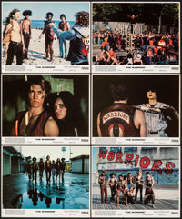 "The Warriors (Paramount, 1979). Very Fine. Mini Lobby Cards (6) (8"" X 10""). Action. ... (Total: 6 Items)"