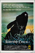 """Movie Posters:Animation, Watership Down (Avco Embassy, 1978). Folded, Very Fine. One Sheet (27"""" X 41""""). Animation.. ..."""