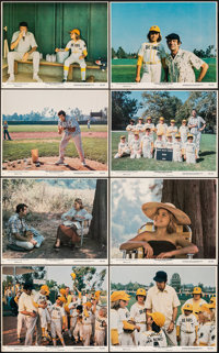 "The Bad News Bears (Paramount, 1976). Very Fine-. Mini Lobby Card Set of 8 (8"" X 10""). Sports. ... (Total: 8 I..."