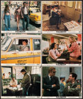 "Movie Posters:Crime, Taxi Driver (Columbia, 1976). Very Fine-. Mini Lobby Cards (6) (8"" X 10""). Crime.. ... (Total: 6 Items)"