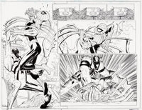 "John Romita Jr. and Klaus Janson Amazing Spider-Man #571 Complete 24-Page ""New Ways to Die Part Four: Opposites At..."