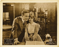 """The Master Mystery (United Artists, 1920). Lobby Card (11"""" X 14""""). World-famous magician and escape artist Har..."""